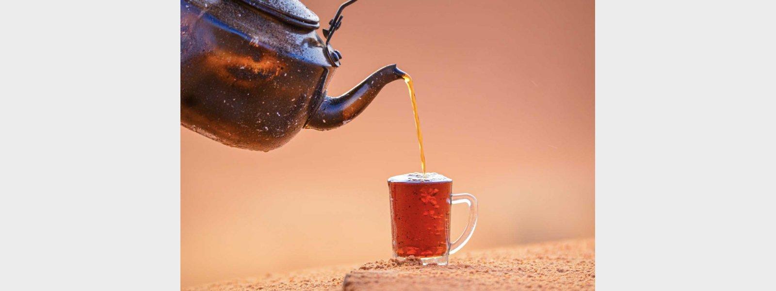 Sådan laver du den perfekte kop te